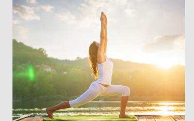 Majowe poranki z jogą